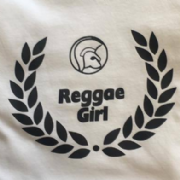 REGGAE GIRL LAUREL T-SHIRT WHITE